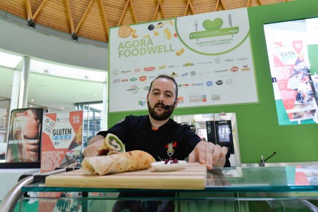 Ritorna Foodwell Expo, alla sua quinta edizione, per completare l'offerta di RiminiWellness, proponendo uno stile di alimentazione ideale per chi cerca prodotti legati al benessere, o è costretto a pasti veloci, senza rinunciare a qualità e salute.