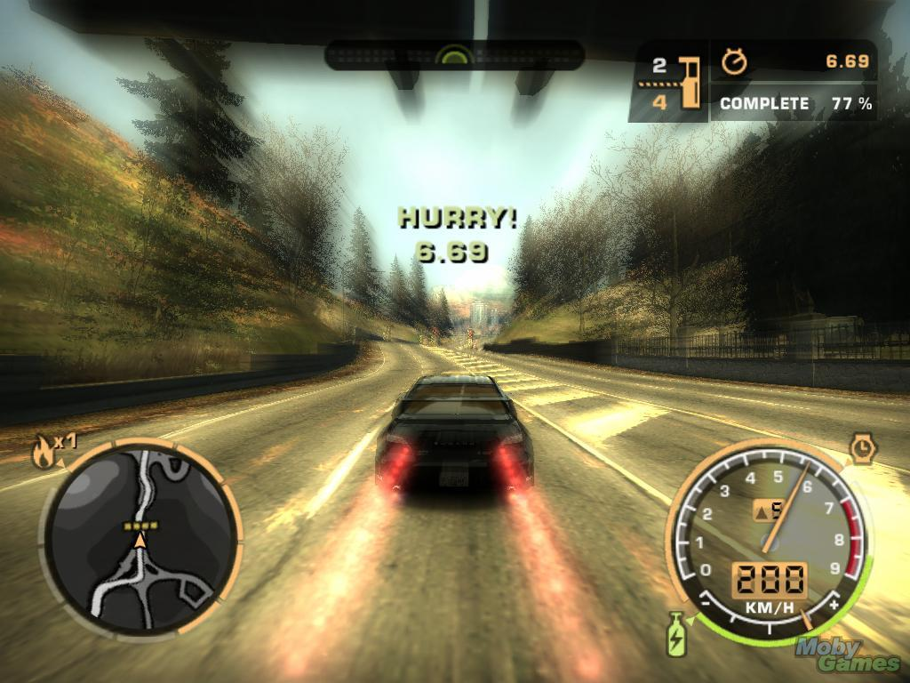 Awesome Games: Need For Speed Most Wanted (2005)