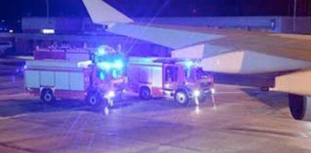 Rusak, Pesawat Kanselir Jerman Putar Balik Dalam Perjalanan Ke Argentina