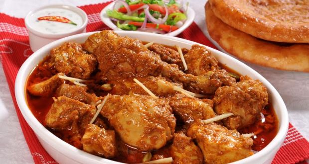 Popular chicken dishes of India