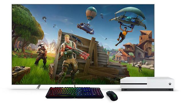 Le support souris et clavier Xbox One est disponible maintenant