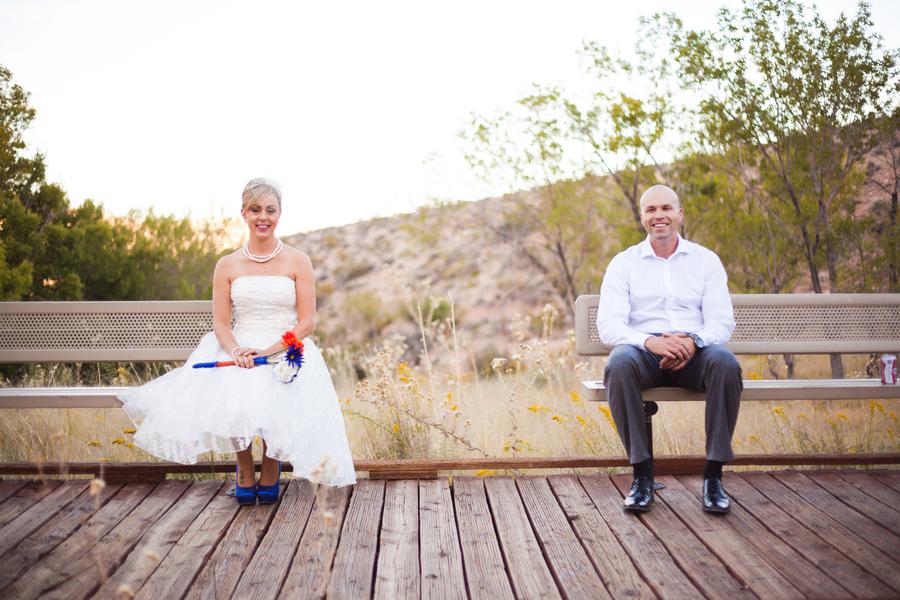 Savvy Deets Bridal: {Real Weddings} Michelle & Steve's Las