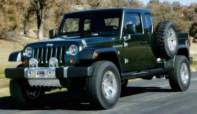 2017 Jeep Scrambler Price Release