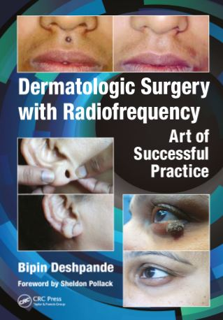 Dermatologic Surgery with Radiofrequency Art of Successful Practice - 1st edition