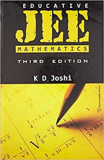 EDUCATIVE JEE:- MATHEMATICS BY KAPIL D JOSHI