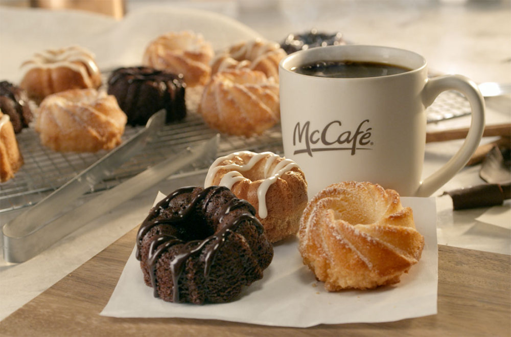News Mcdonald S Testing Mini Bundt Cakes To Go With