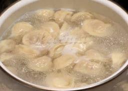 Рецепты пельменей и вареников