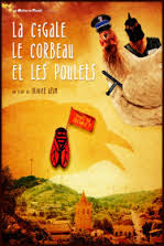 La Cigale, le corbeau et les poulets streaming VF film complet (HD)