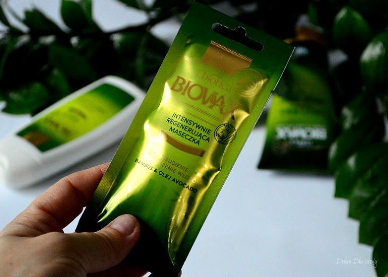 L' biotica Biovax Maseczka Bambus & Olej Avocado recenzja