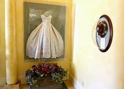 Como reciclar el vestido de novia de tu mama