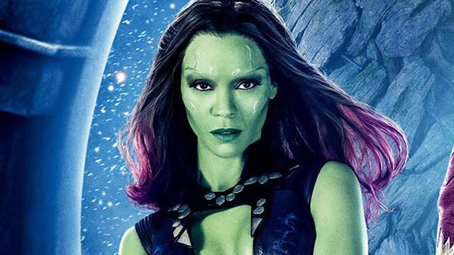 Gamora Avengers Endgame