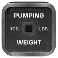 PUMPING_WEIGHT_on_the_App_Store 8 Absolute best Exercise Apps for iPhone 2017 Technology