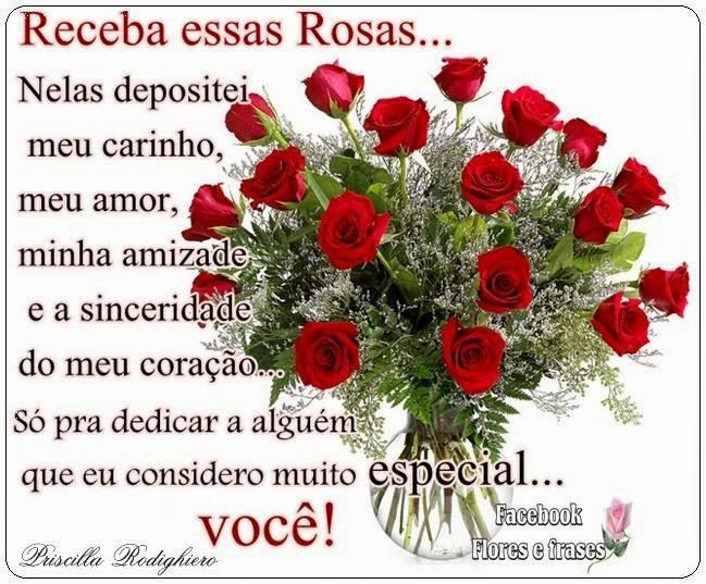 Imagens De Flores Lindas Com Frases