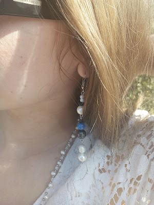 Handmade Earrings OOTD Outfit Van De Dag Quality