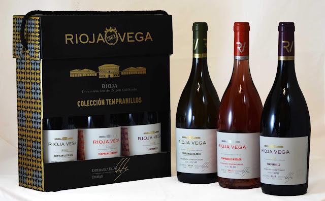 RIOJA VEGA COLECCIÓN TEMPRANILLO, EL REGALO GOURMET DE ESTA NAVIDAD