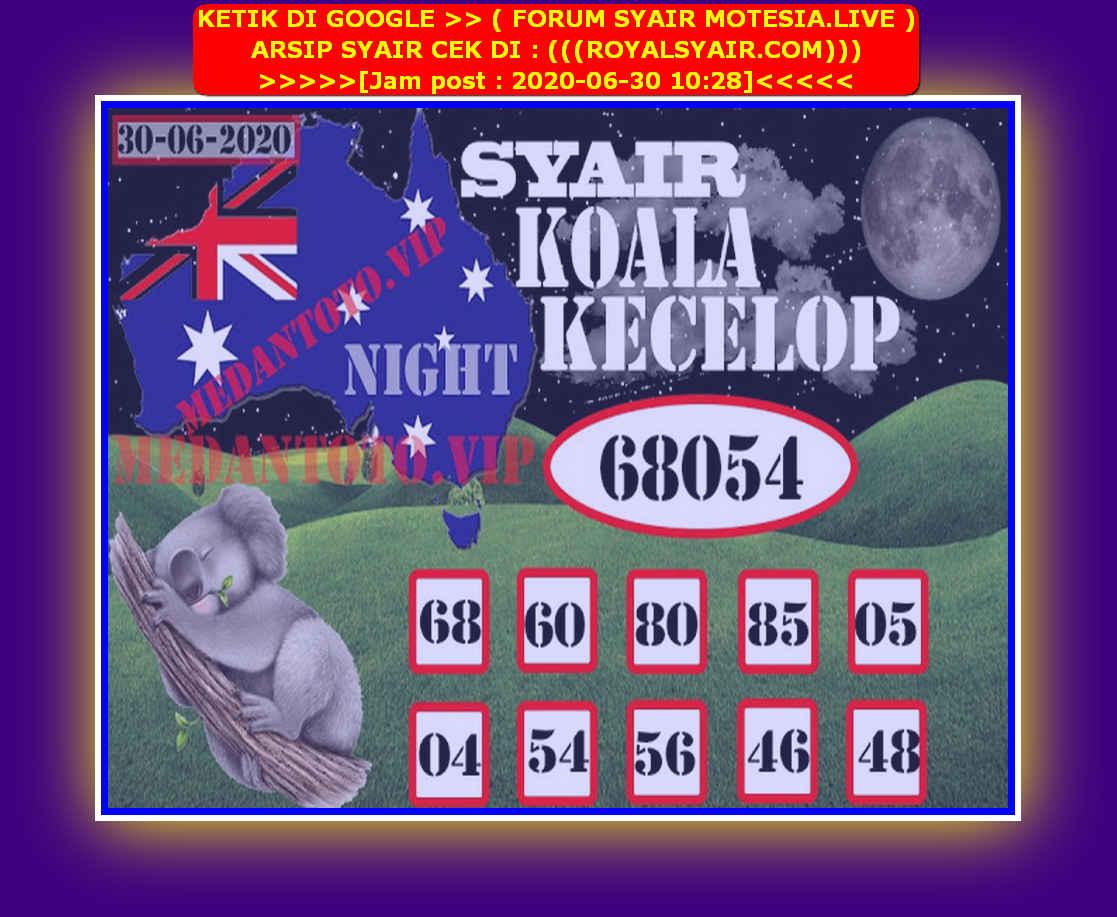 Kode syair Sydney Selasa 30 Juni 2020 155