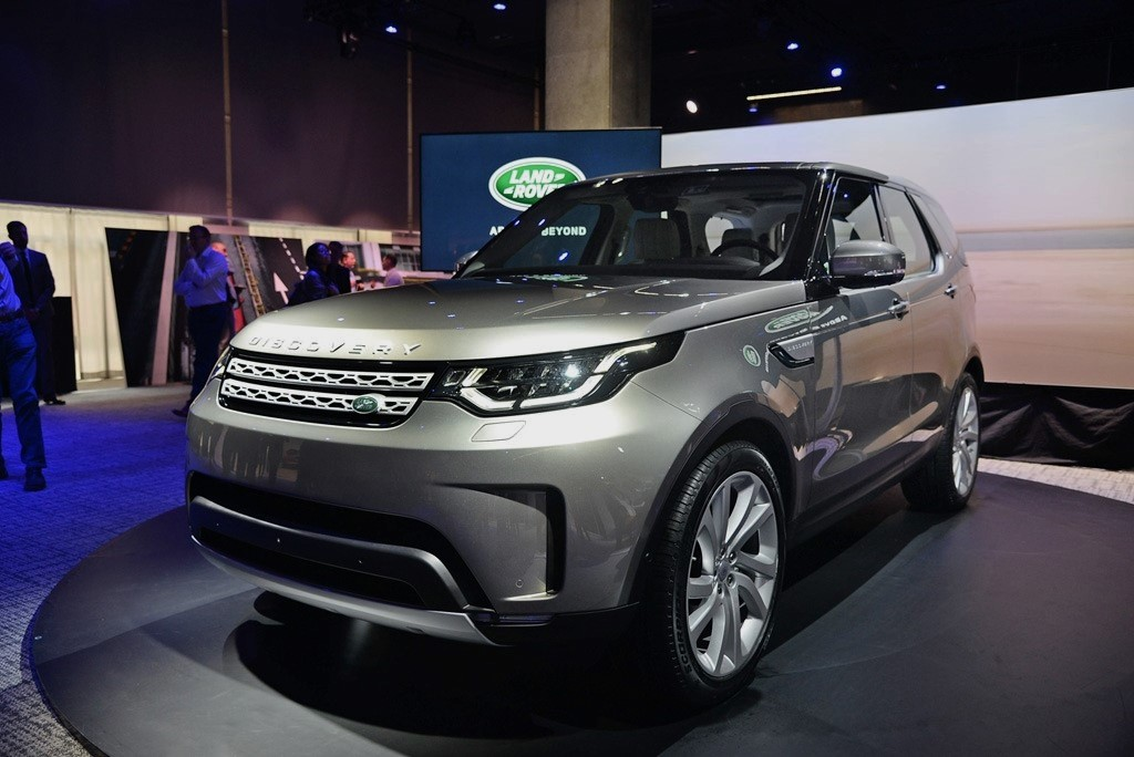 all new land rover discovery hse luxury 7 ch. Black Bedroom Furniture Sets. Home Design Ideas