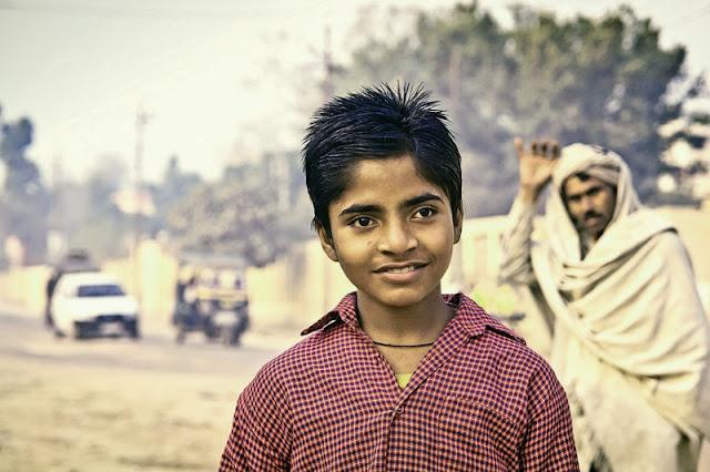 Gambar Anak keturunan ras India