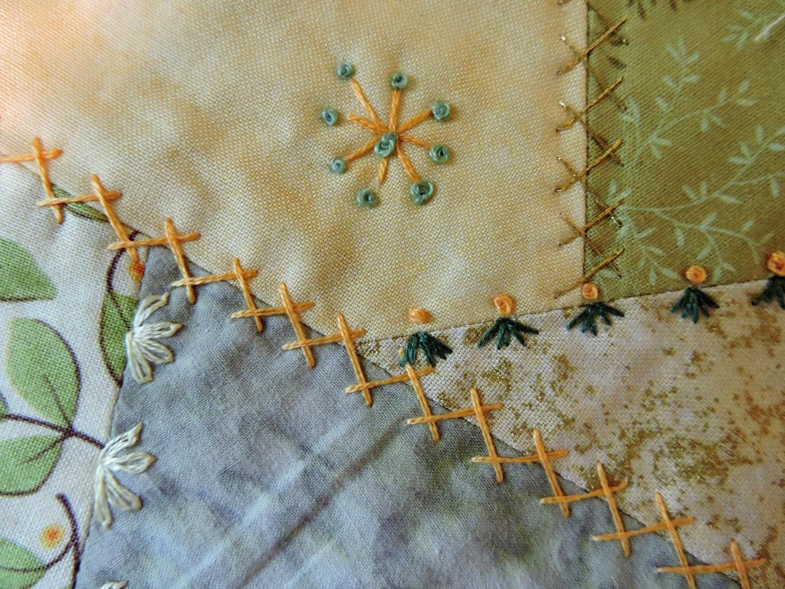 Somerset Stitch Basic Hand Embroidery Stitches