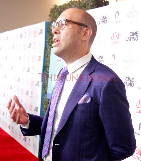 Hola mexico film festival opens with spectacular red carpet