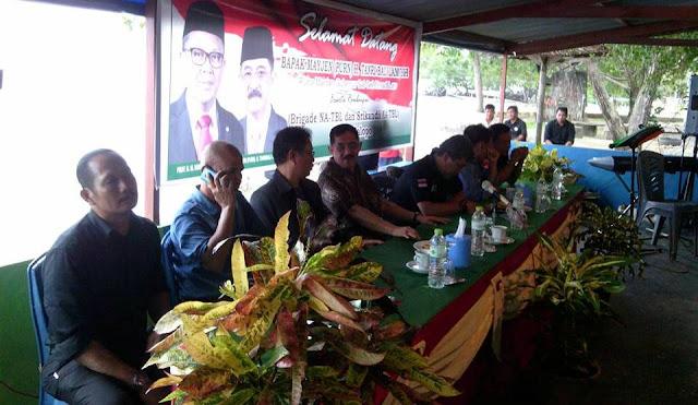 Ketua MP PAN Palopo Boyong Sejumlah Kader ke Konsolidasi Tim NA-TBL
