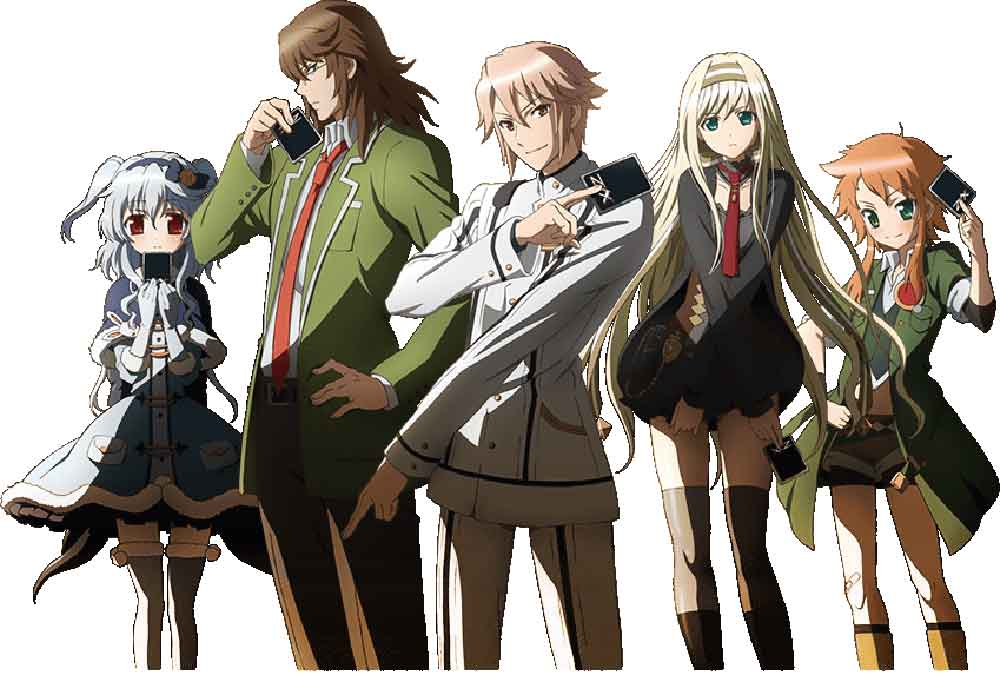 Z/X: Ignition BD Subtitle Indonesia
