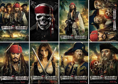 Pirates of the caribbeans