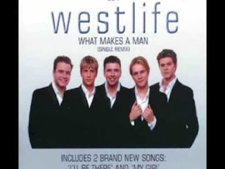 Westlife Lyrics - What Makes A Man