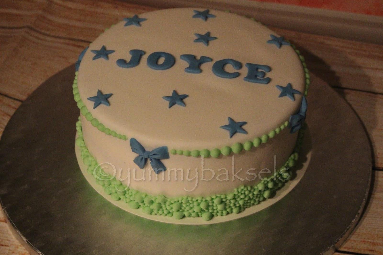 taarten van joyce
