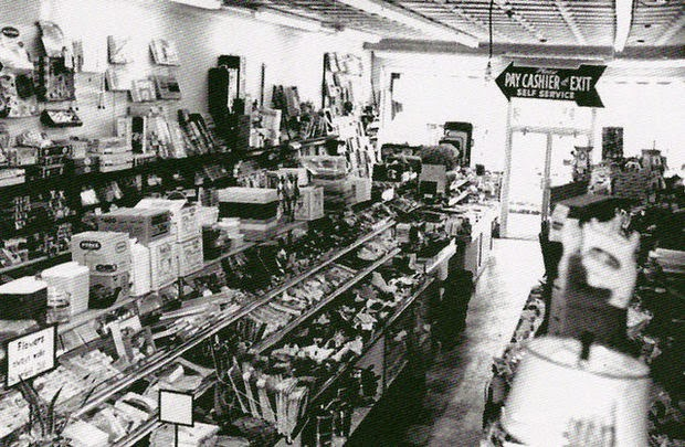 25 vintage photos of shops and stores in new jersey. Black Bedroom Furniture Sets. Home Design Ideas