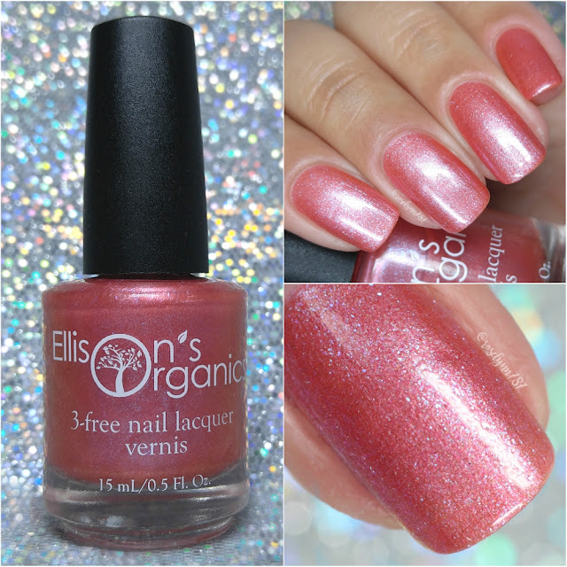 Ellison's Organics - November Polish Pick Up