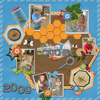 Guest Creative Team (September), Annemarie, for Connie Prince ? Bug Off and Designer Spotlight Challenge