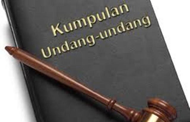 Undang Undang (Legislasi)