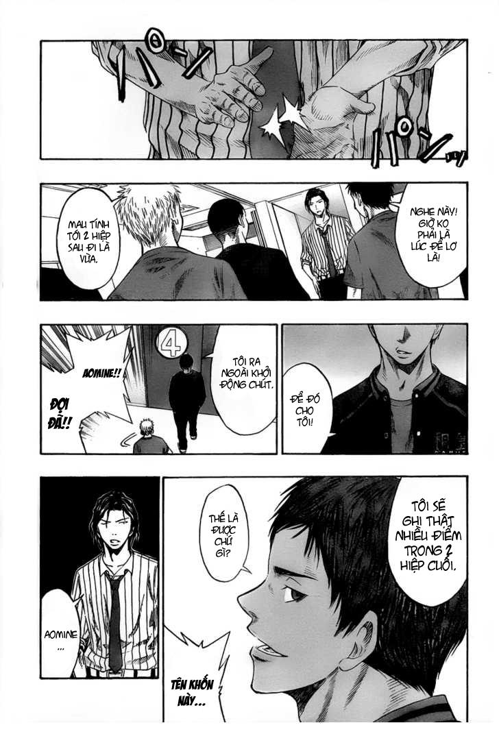 Kuroko No Basket chap 047 trang 8