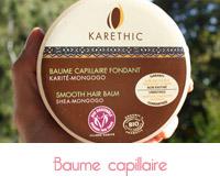baume capillaire bio karethic