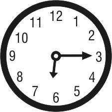 How to read o`clock? ~ E-Spesies