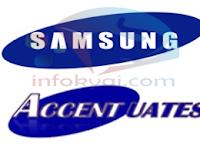 Lowongan Kerja PT Accentuates Samsung Terbaru