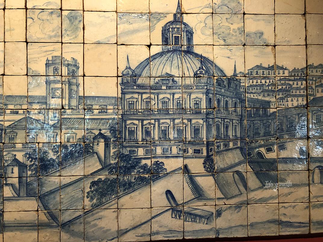Qué hacer en Lisboa Museo Nacional de Azulejos