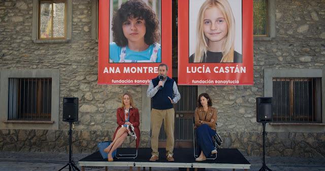 La Caza, Monteperdido, Serie, RTVE