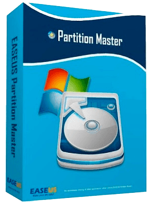 EASEUS Partition Master box