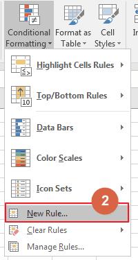 Cara Mencari Duplikat Data Excel 2