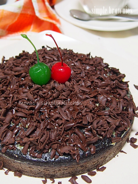 resep brownies praktis simple ekonomis
