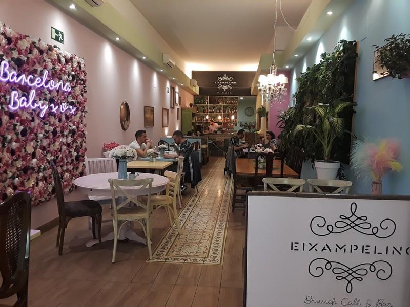 Photo déco Eixampling Brunch Café & Bar