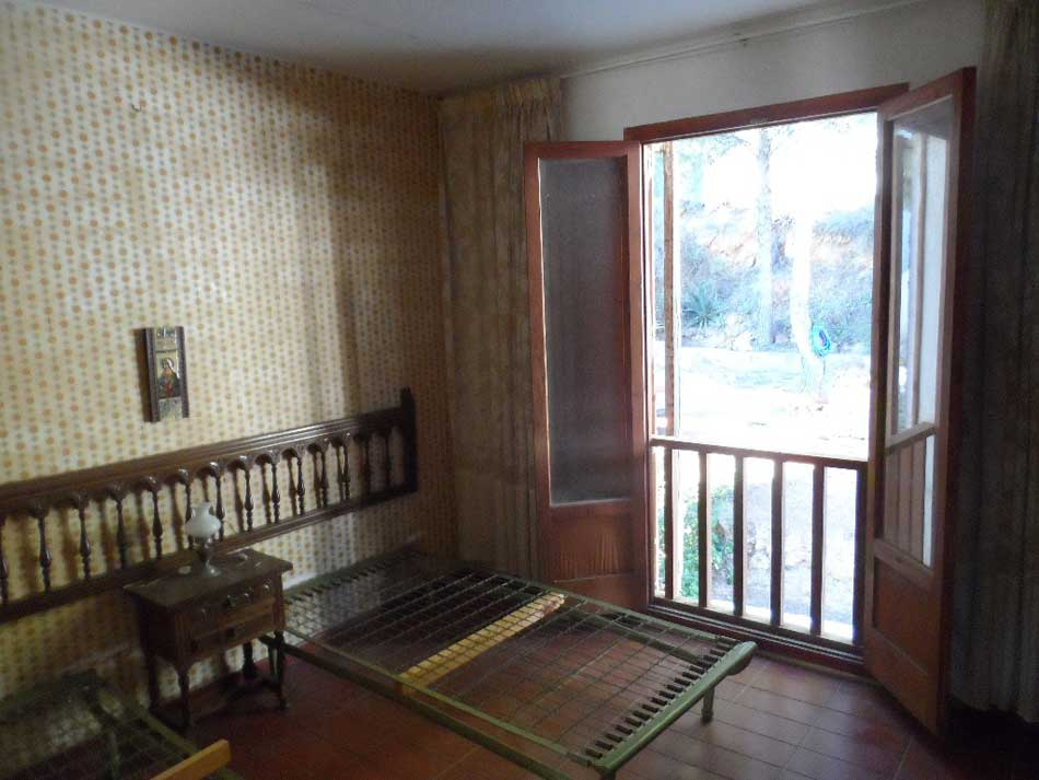 chalet en venta urbanizacion montornes benicasim dormitorio