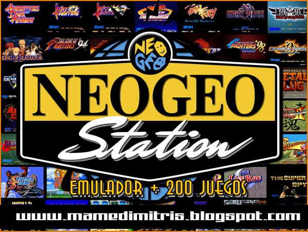 Neo Geo Bios