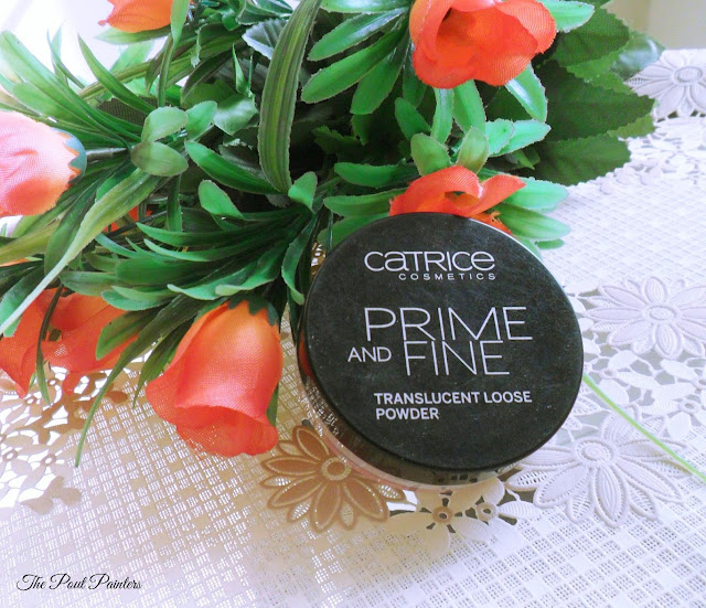 Catrice Prime and Fine Translucent Loose Powder Summers Essential