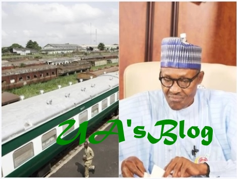 Buhari approves negotiations for $15bn loans to finance rail projects