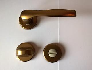 Hoppe Milano bronz
