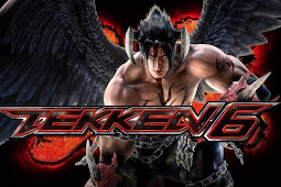 How to Free Download and Play Game Tekken 6 on Computer PC or Laptop