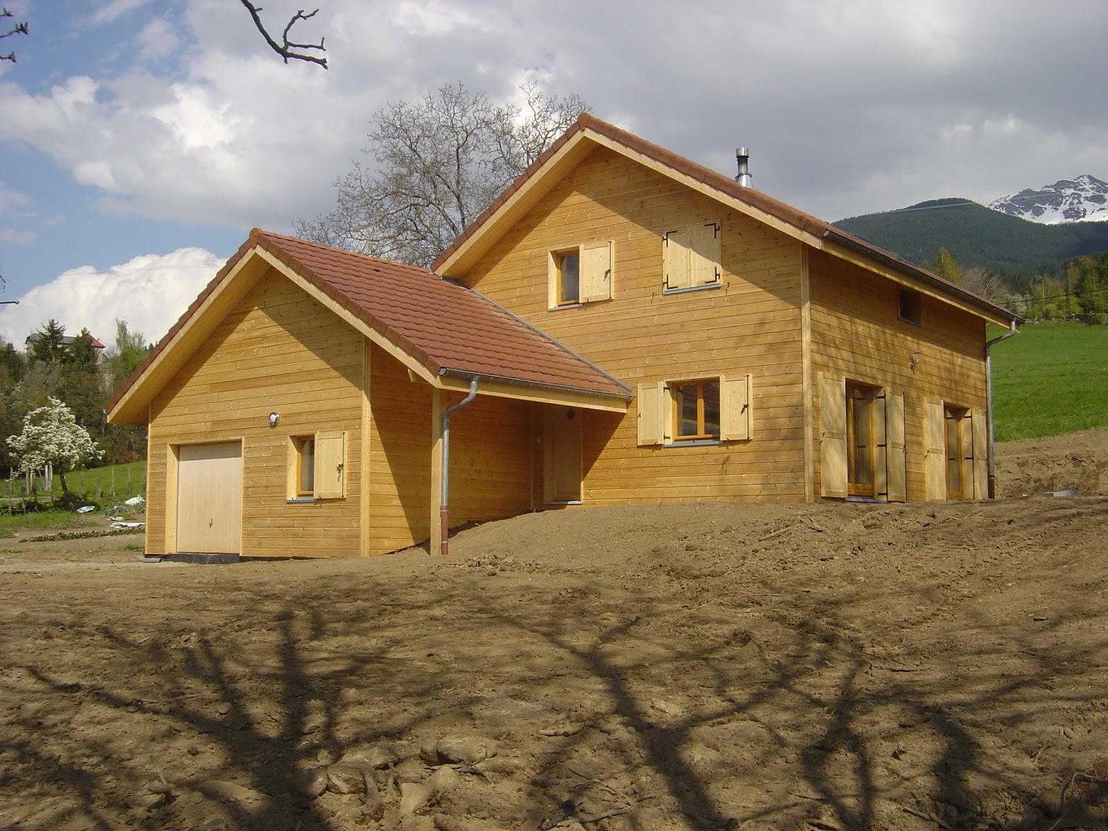 construction bois 38
